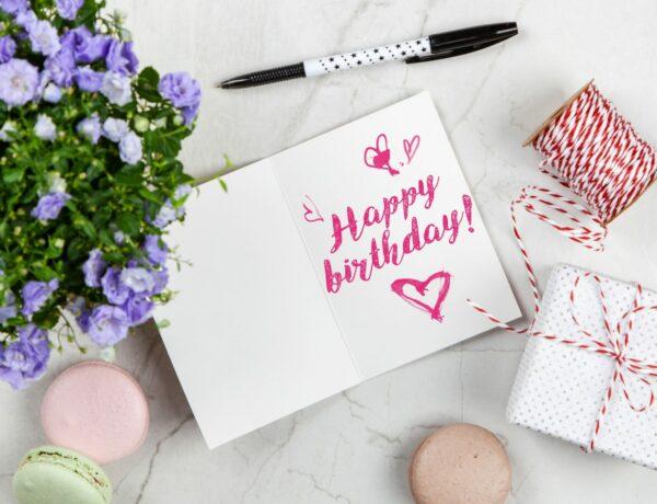Wish a Coworker a Happy Birthday