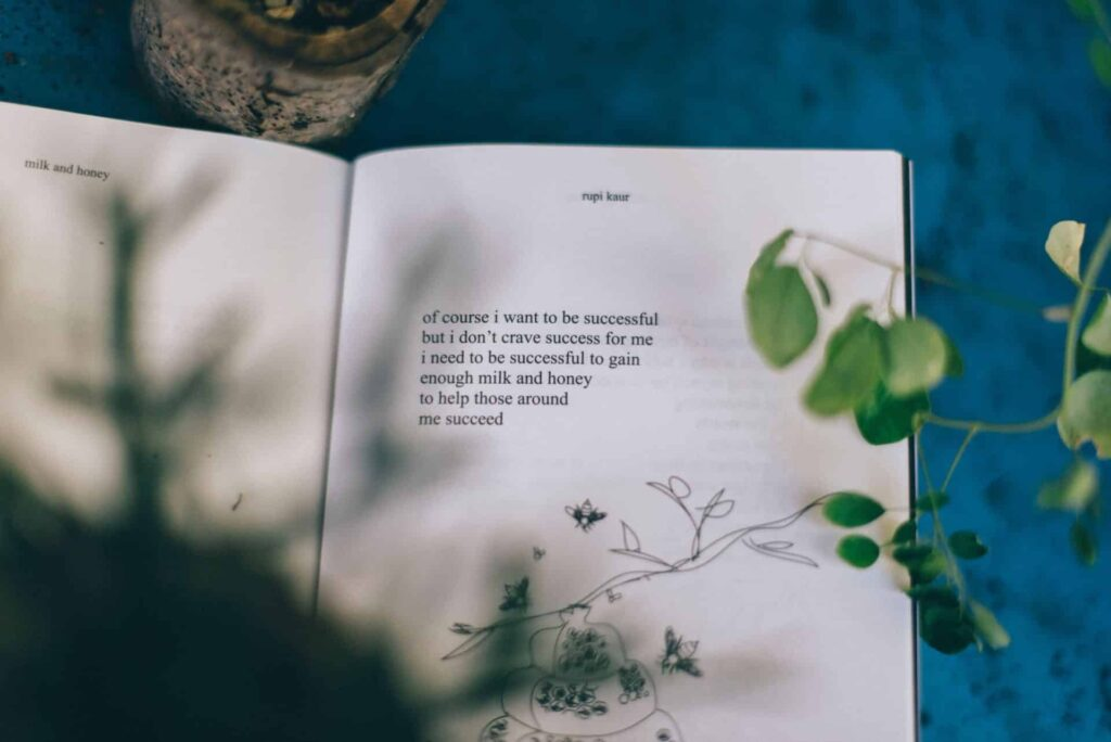Christmas corporate gifts - Poem book