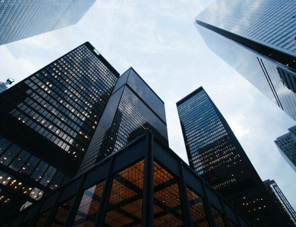 What is corporate America, corporate America skyscraper