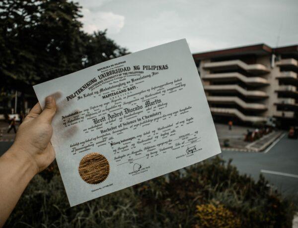 High School Diploma Versus Degree