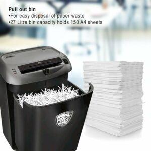 office shredder