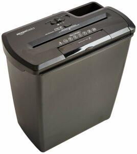 best strip cut paper shredder amazon