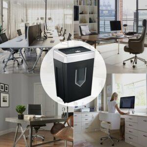 cross cut shredder office