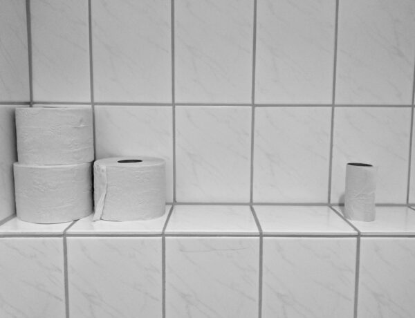 Average Office Toilet Paper Use