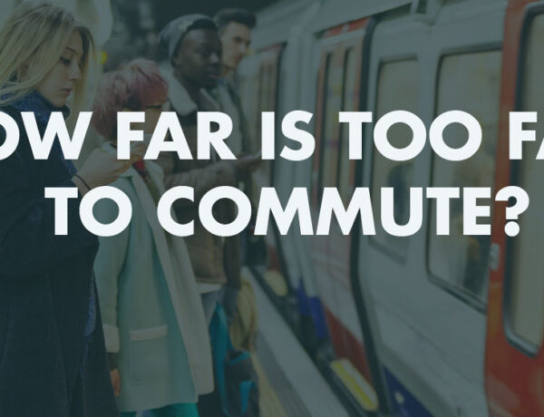 How Far is Too Far to Commute?