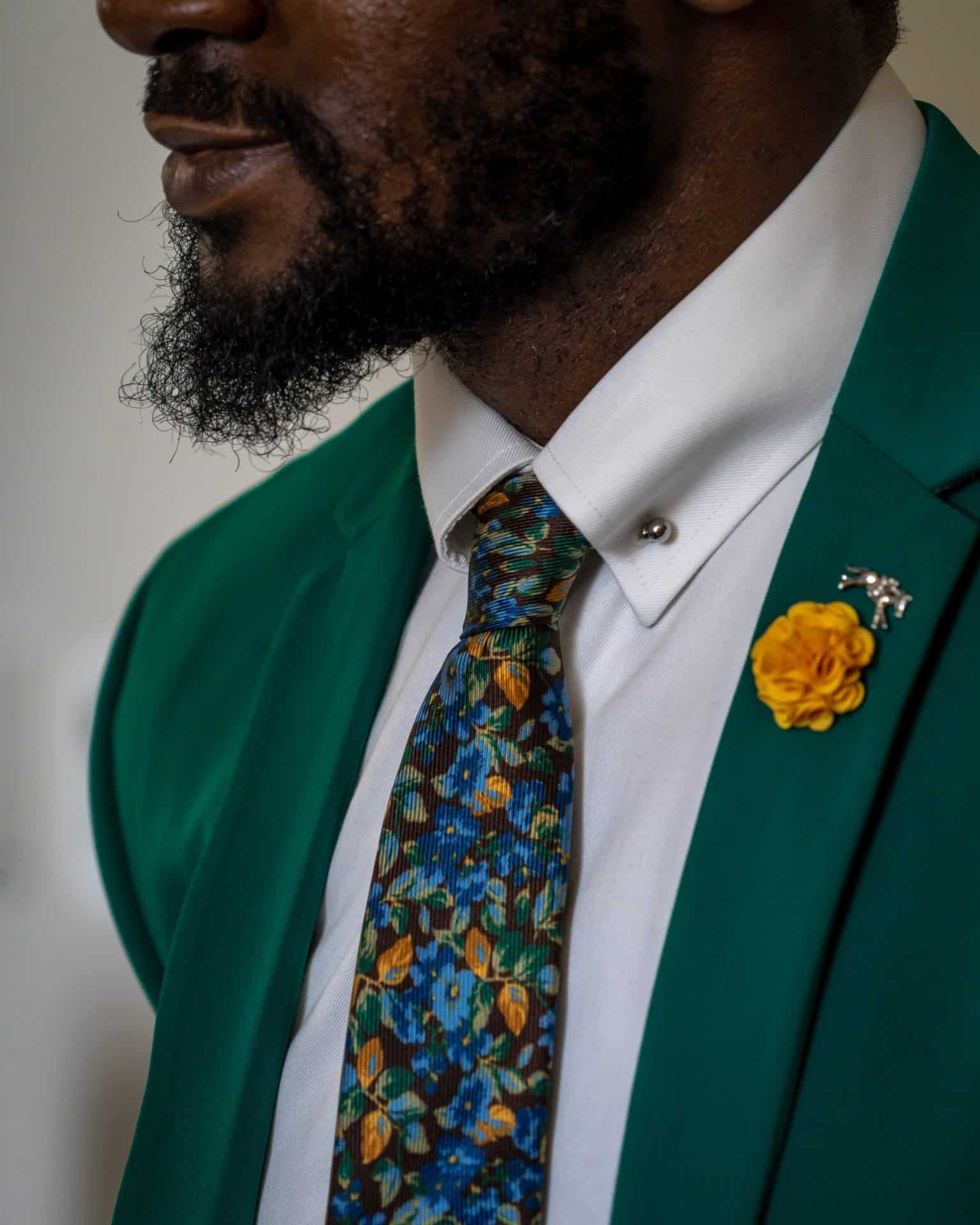 Are Floral Ties Professional?