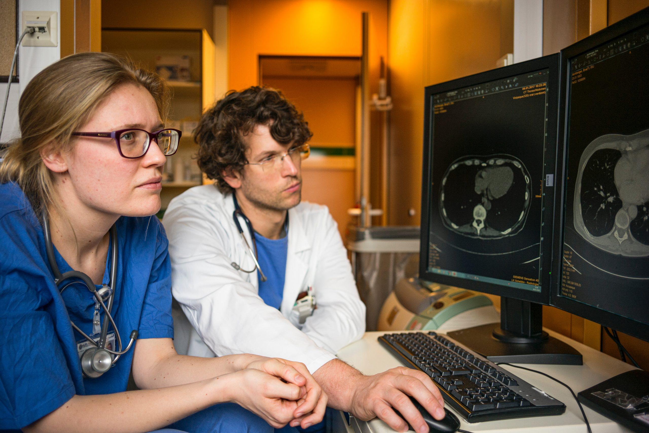 Radiologist Career